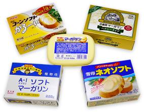 マーガリン トランス 脂肪酸